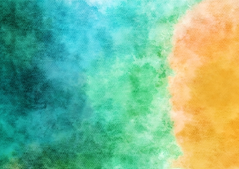 Watercolor of sandy beach texture