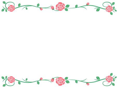 Frame (Rose)