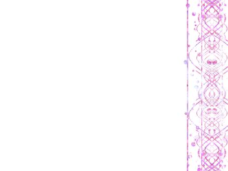 Glitter Line 15 (Pink)