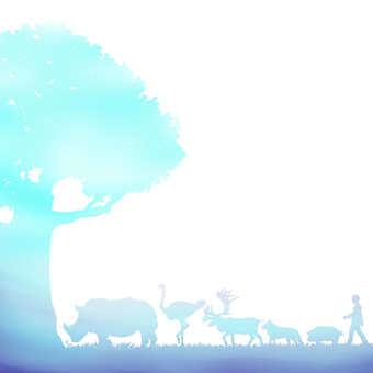 동물의 행진 ver2