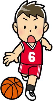 Men's basketball club