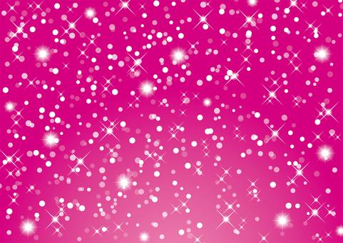 粉紅色的閃光漸變