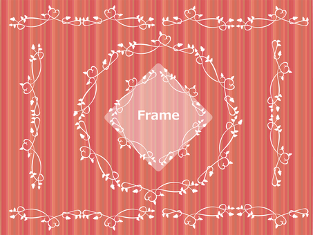Decorative frame 03