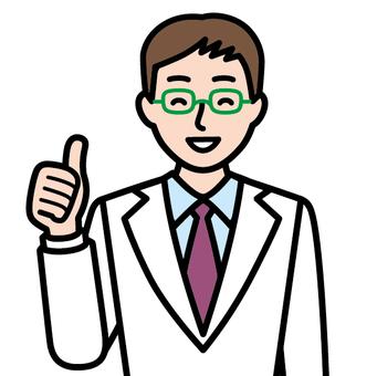 喜歡·白大褂的醫生,醫生