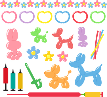 Balloon Art _ Set