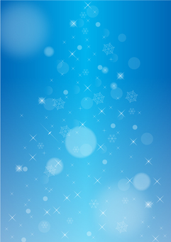 Background 67_ Snow Crystal Glitter