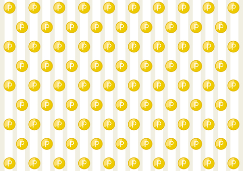 Point coin dot background