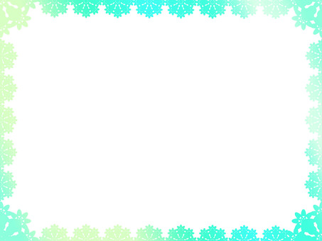 Flower frame 2