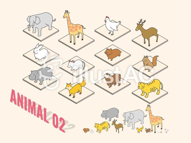 animal_02のイラスト