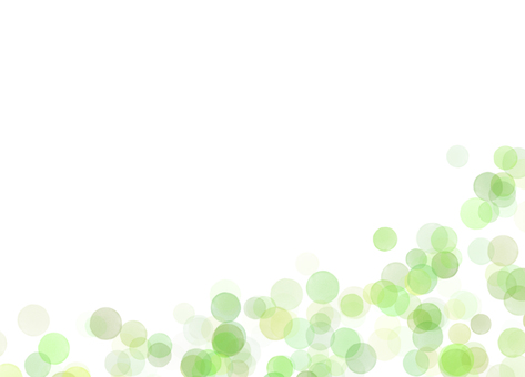 Fluffy green