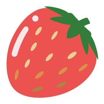 Strawberry 1 red