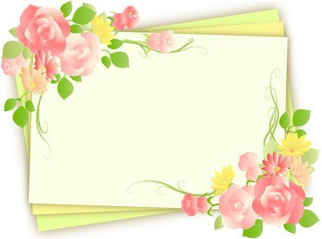 Flower frame 31