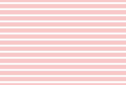 Pink cute simple stripe wallpaper