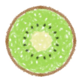 Kiwi (cross section)