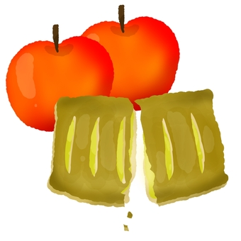 Apple and apple pie