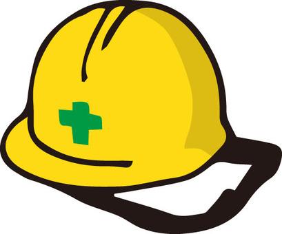 頭盔(黃色)