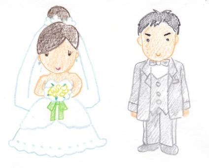 結婚(洋式)