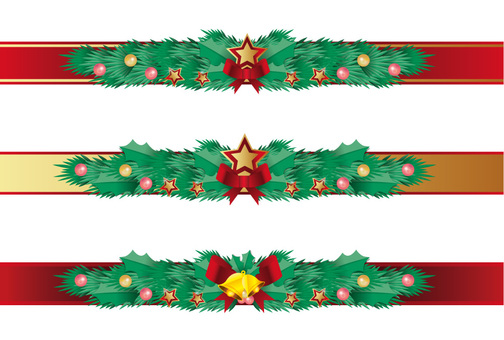 Christmas leaf belt