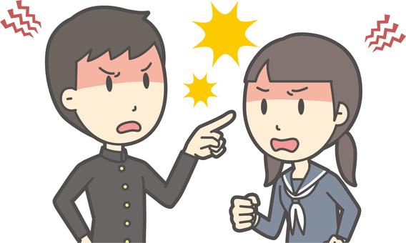 中学生男女セット-057-バスト