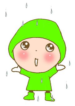 Rainy day Kappa