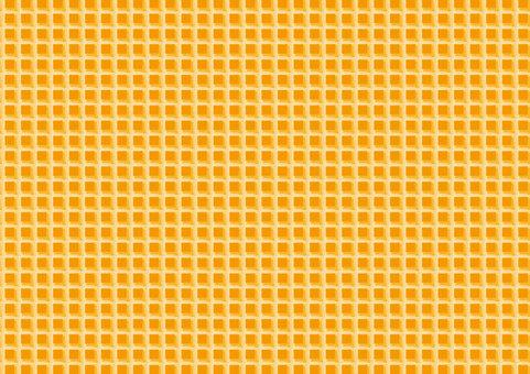 Orange pattern 1
