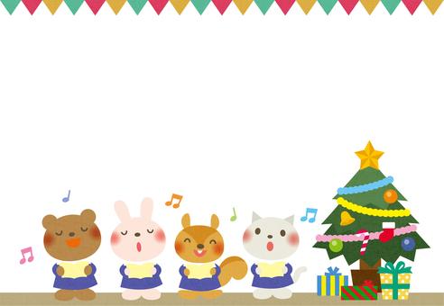 동물들의 크리스마스 콘서트