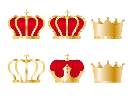 王冠いろいろ