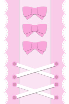 Braided & Ribon background