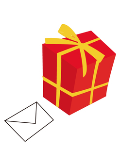 Gifts and letters