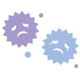 Weak virus / Baikin