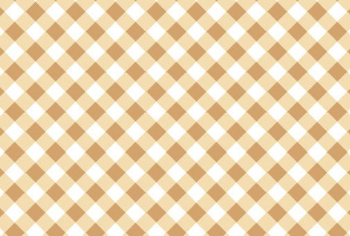 Plaid background brown