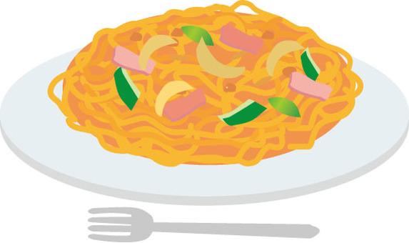 Spaghetti Napolitan