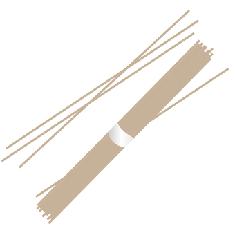 Soba (dried noodles)