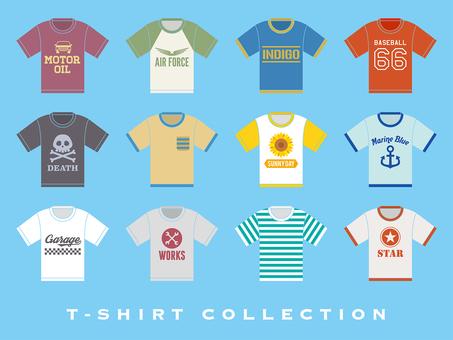 T-shirt set -01