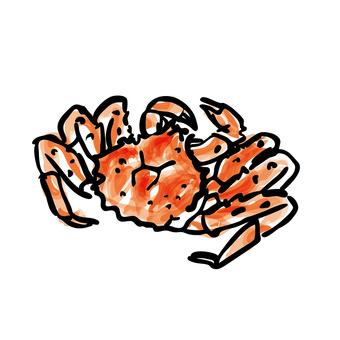 Ingredients _ king crab