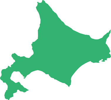 Map of Hokkaido