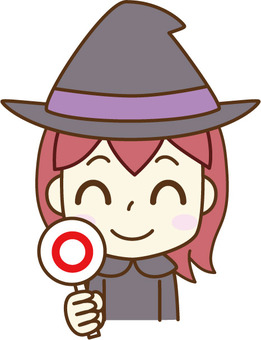 The witch which puts out the Maru