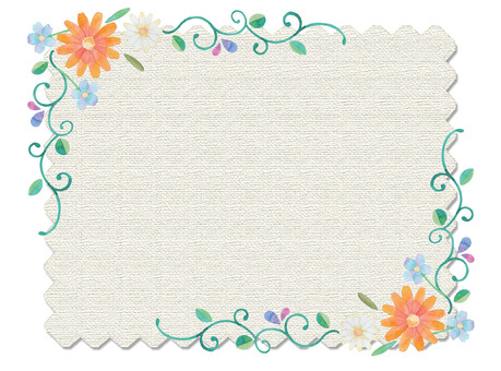 POP flower and linen ★ 0152-C