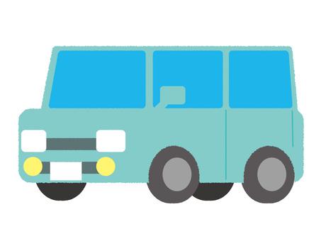 A passenger car
