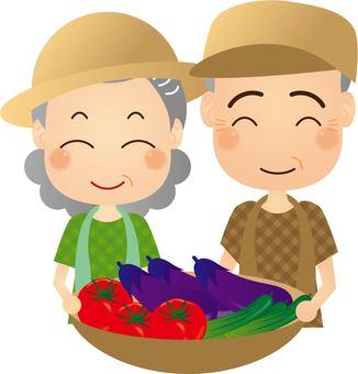 蔬菜農民〜A型〜