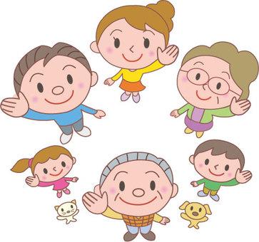 Best Regards Two Family Family