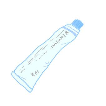 A coating medicine