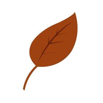 Fallen leaves (brown) 2