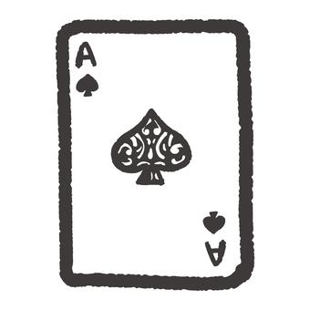 Spade's A (Ace)