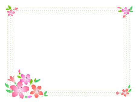29. Azalea frame 5