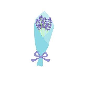 Lavender bouquets