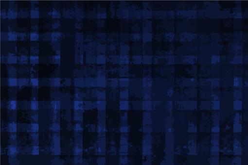 Japanese paper material background lattice pattern - black