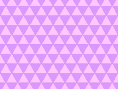 Triangle Purple Wallpaper