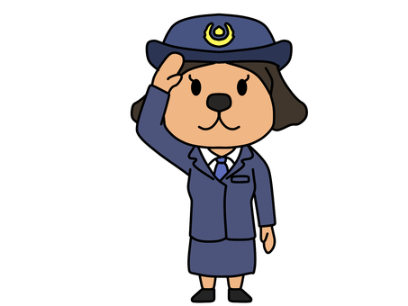 Police A2 female
