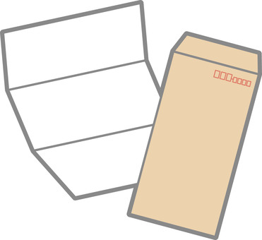 Envelopes and documents